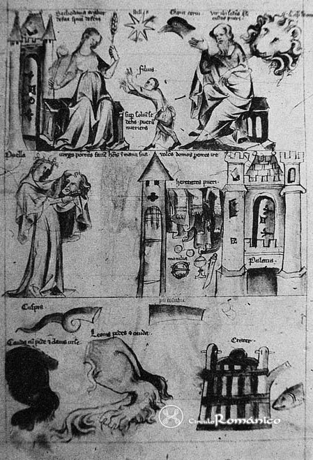 Drawings from Herman's of Carinthia
