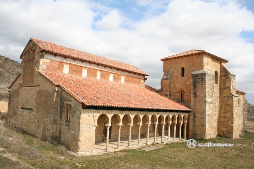 Foro club del rom nico ver tema construcciones civiles for Arquitectura mozarabe